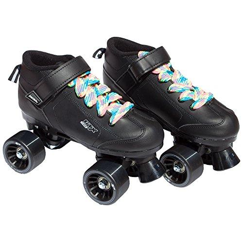 Mach5 GTX 500 Roller Skate - Black - Size 3 - Black Roller Skates