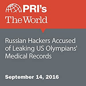 Russian Hackers Accused of Leaking US Olympians' Medical Records