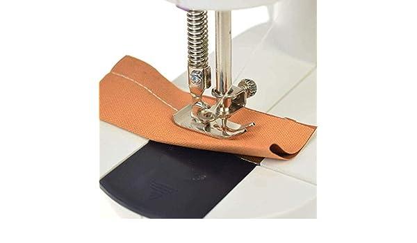 Katoony Mini máquina de Coser eléctrica portátil Material de ...
