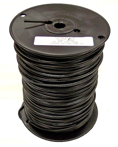 Pet Fence Pros 2000 Foot Spool 14 Gauge Solid Core Dog Fe...