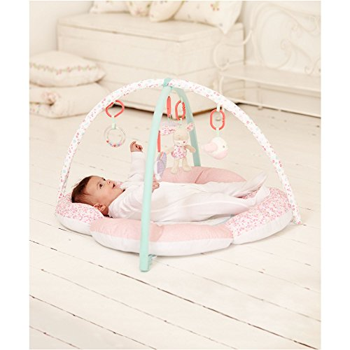 Amazon Com Mothercare Tapis D Eveil Jardin Rose Baby