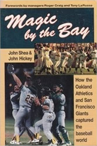 Book Magic by the Bay by Shea, John, Hickey, John (1990)