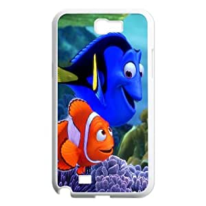 High quality finding nemo series protective case cover For Samsung Galaxy Note 2 Case6-IKAI-73669