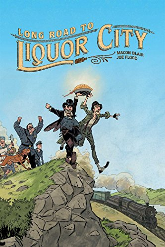 Pdf Graphic Novels Long Road to Liquor City