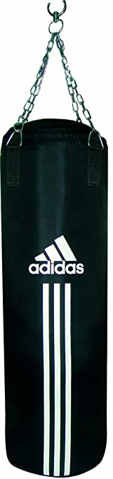 adidas Sac de frappe type Canvas, noir, 90 x 30 cm, ADIBAC12