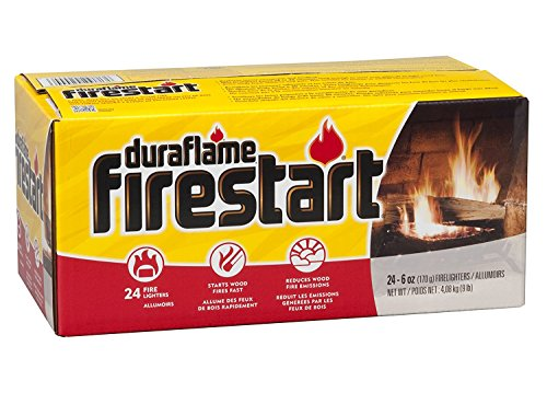 Duraflame 2444 Firestart Firelighters, 24-Pack (2)