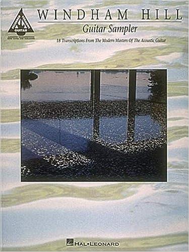 Book Windham Hill Guitar Sampler by Hal Leonard Corp. (1994-04-01)