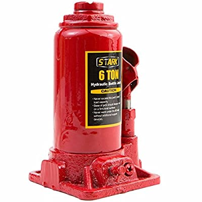 M2 Outlet 6 Ton Hydraulic Bottle Jack