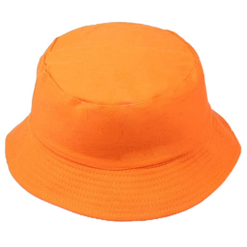 Sallydream Mujeres Hombres Unisex Sombrero de Pescador Moda Salvaje Gorra de protecci/ón Solar al Aire Libre WS-8090