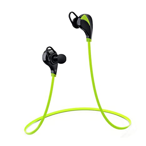 7c29b7388512eb [Regalo Ottimo]VicTsing Leggera Auricolari Cuffie Sportivo Bluetooth 4.0 Wireless  Stereo Cuffie Senza Fili Earbuds con Microfono Vivavoce ...