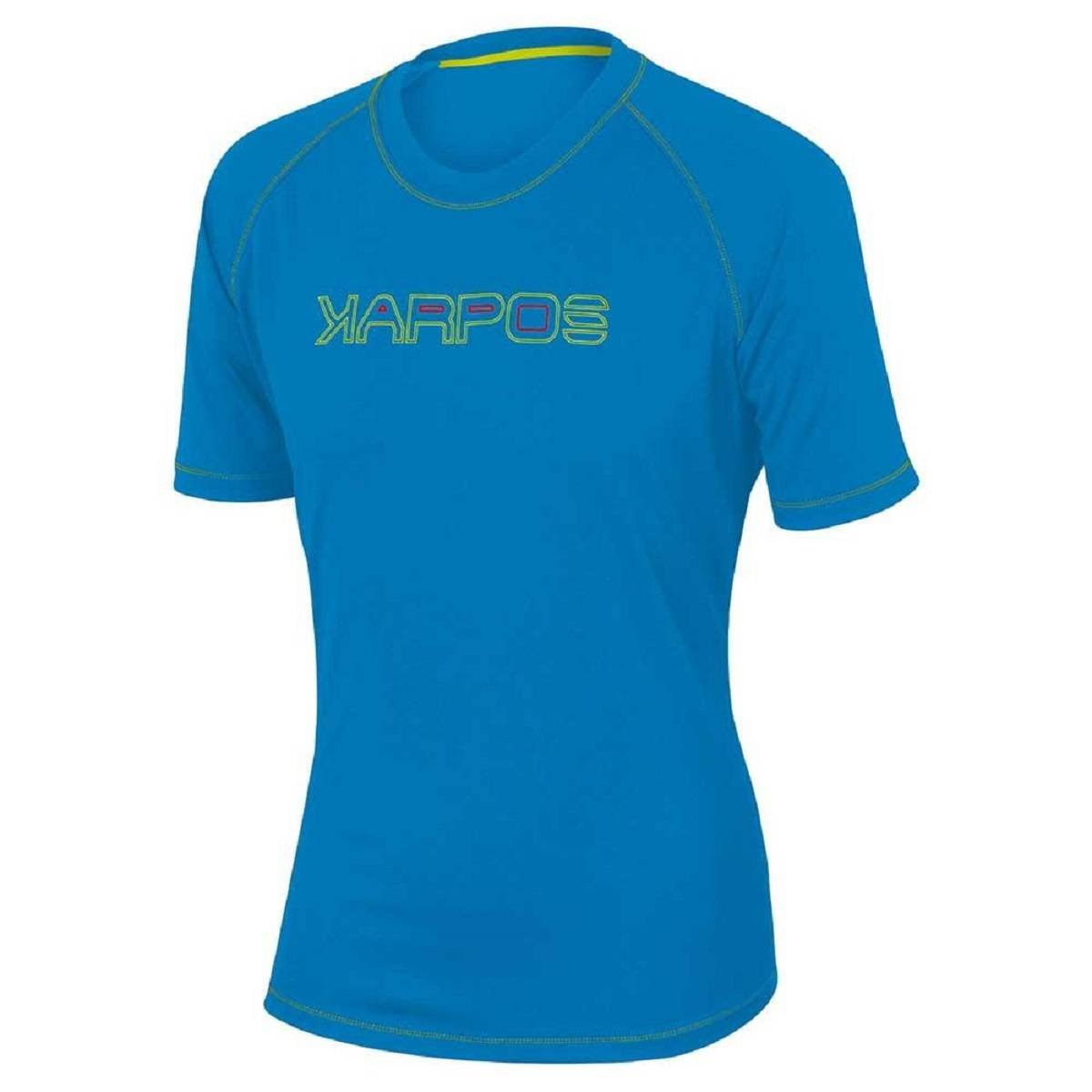 Karpos Futura Jersey Shirt - Dresden Blau