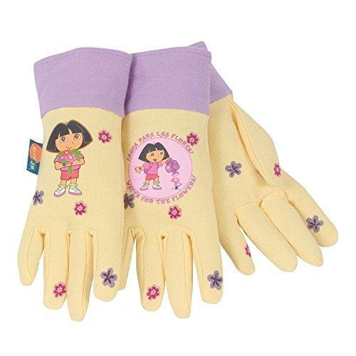 Cotton Dora (Dora Explorer Cotton Canvas Glove by MidWest Quality Glove)