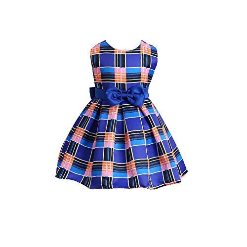 formales niña ZAMME bautizo de vestidos Vestidos Azul bautizo de de 7nwHxRq6C