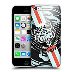 Tiger Animal Emblem Protective Back Case Cover For Apple iPhone 5c