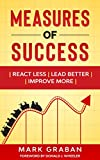 #1: Measures of Success: React Less, Lead Better, Improve More