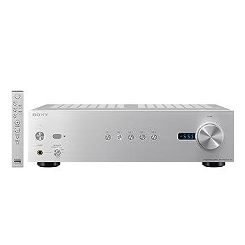 Sony TA-A1ES - Amplificador de audio de alta resolución (160 W, estéreo