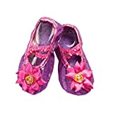 Disney Princess Rapunzel Toddler Slipper Shoes,Purple,one size fits most