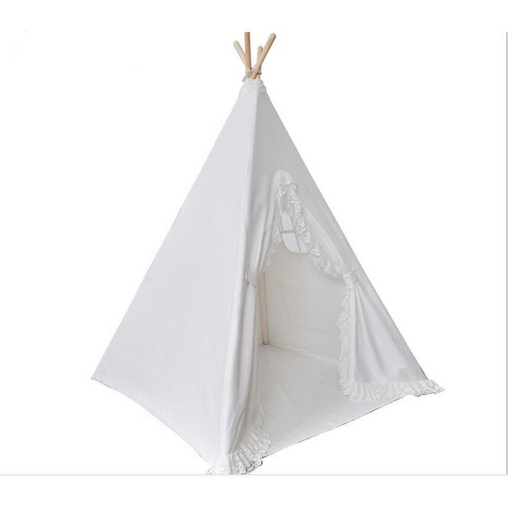 Free Love @Pure white lesi design children game room kids play house kids play tent Teepee by FREE LOVE (Image #4)