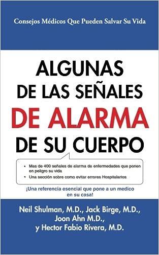 Algunas De Las Señales De Alarma De Su Cuerpo (Spanish ...