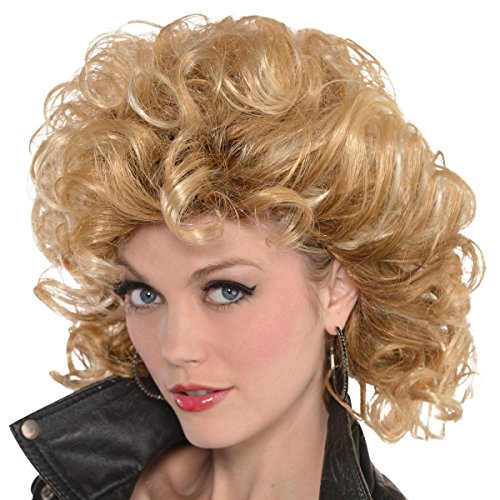 [Sexy Sandy Wig Costume Accessory] (Sandy Wig)