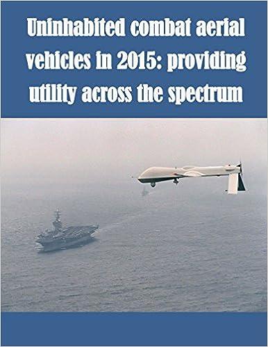 Uninhabited Combat Aerial Vehicles in 2015: Providing