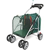 Kittywalk Emerald Pet Stroller