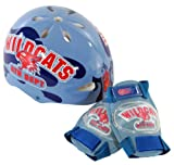 Disney High School Musical Hardshell Bicycle Helmet and Protective Pad Value Pack (Child)