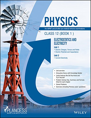 Buy Plancess AIPMT Physics Class 12, (Set of 3 Books) Book