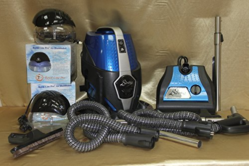 2016 NEW 2-SPEED SIRENA VACUUM NEWEST MODEL *EXCLUSIVE* ROYAL LINE PRO® ULTRA DELUXE BONUS PACKAGE W/ 2 EXCLUSIVE EXTRA AIR PURIFIERS AROMA THERAPY MACHINES,RAINBOW e2 pillow BAG *BEST MOST COMPLETE