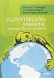 capa de Sustentabilidade Ambiental. Uma Questão de Consciência