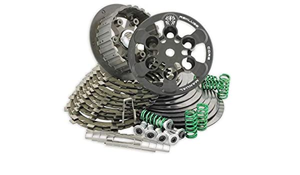 rekluse kupplungs Kit de Core Manual torqdrive Plata: Amazon.es: Coche y moto