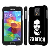 NakedShield Samsung Galaxy S5 S 5 (Yo Bitch) Total Hard Armor LifeStyle Phone Case