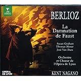 Berlioz: La Damnation De Faust, Op. 24 ~ Nagano