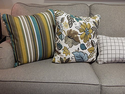 Home Comforts Laminated Poster Couch Pillows Sofa Furniture Interior Living Room Poster by Home Comforts