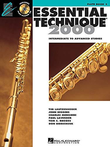 Essential Technique 2000 - Flute BK+CD