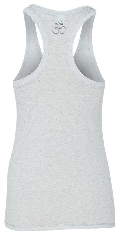 Yoga Clothing For You Ladies Hindu OM Racerback Tank Top