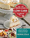 img - for Quick & Easy Low-Carb Cookbook (Best of the Best Presents) book / textbook / text book