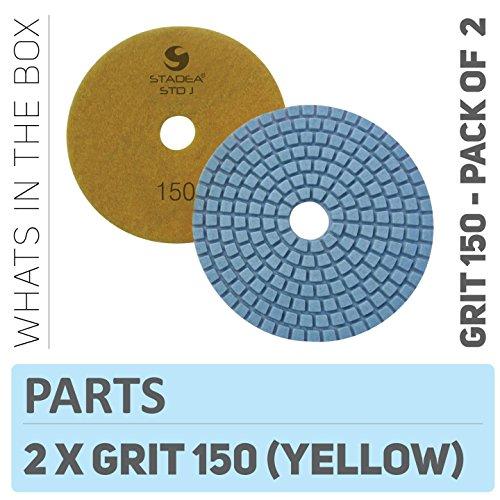 (Stadea PPW121D Diamond Polishing Pads 4