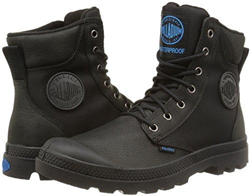 Adulto Wpn Unisex Palladium Spor Black Zapatillas 315 U Cuf Noir Altas qcgcAUT