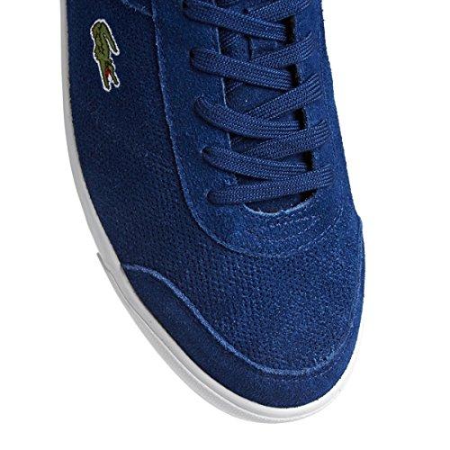 Lacoste, Carnaby, GRV, Herrenfreizeitschuhe, blau