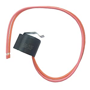 LONYE WR50X122 Refrigerator Defrost Thermostat for GE Kenmore Hotpoint Refrigerator PS303471 AP2071262 WR50X0128 AH303471 EA303471