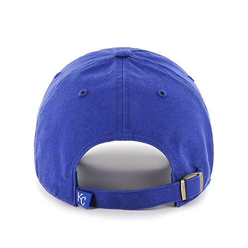 '47 Kansas City Royals Clean Up Adjustable Cap (Blue)