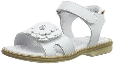 43570b60b6d Froddo Girls G3150037-4 girl s white leather summer sandal open toe ...