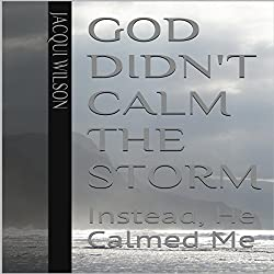 God Didn't Calm the Storm