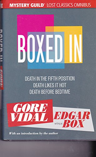 Boxed In (Death In The Fifth Position,