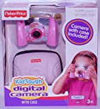 Fisher Price Kid Tough Digital Camera with Case - Pink