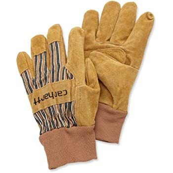 Leather Work Gloves - Split Leather Design - Heavy Duty