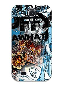 Best Excellent Galaxy S4 Case Tpu Cover Back Skin Protector Luffy 7163681K58273717