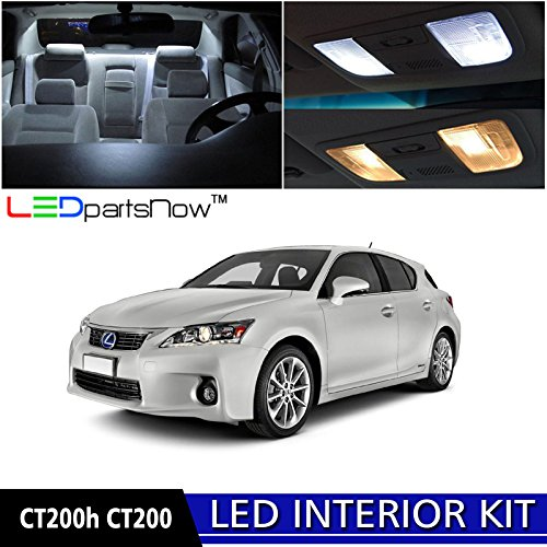 Cool White Premium Interi 6 Pieces XtremeVision LED for Toyota Yaris 2012-2015