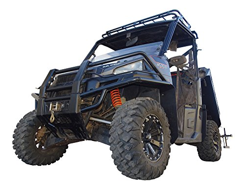 (MudBusters fender extensions for Polaris Ranger XP-900)